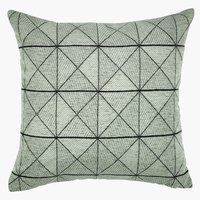 Coussin LUNDKARSE 45x45 menthe