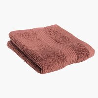 Face cloth KARLSTAD 30x28 plum