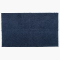 Bath mat KARLSTAD 50x80 dusty blue