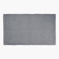Tappetino bagno NOVO 65x110 grigio
