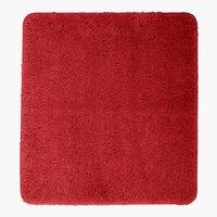 Alfombrilla baño UNI DE LUXE 45x50 rojo