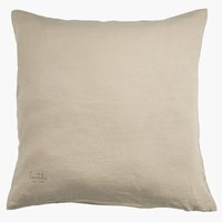 Cushion cover ANGELIK 50x50 natural