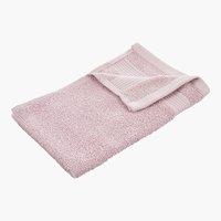 Toalla lavabo CLASSIC LINE rosa empol