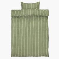 Obliečky SARA zelená