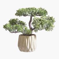 Kunstpflanze BRYNJAR Ø23xH26cm m/Topf
