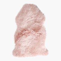 Pelle di agnello KEJSERLIND 50x85 rosa