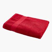 Drap de douche CLASSIC LINE 70x140 rouge