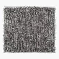 Alfombrilla baño BERGBY 45x50 gris claro