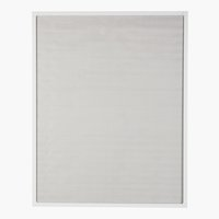 Zanzariera NYORD 130x150 bianco