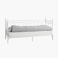 Ліжко PORSGRUNN BASIC S20 80/160x200 біл