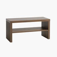 TV bench KAGSTRUP oak