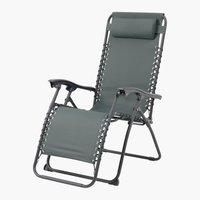 Крісло HALDEN для відпочинку зелений