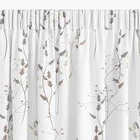 Függöny KINN 1x140x300 virágmintás