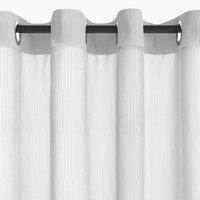Zasłona UNDEN 1x135x300 biały