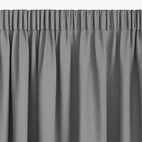 Zavjesa za zamr. ARA 1x140x300 siva