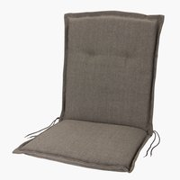 Coussin chaise dossier h. GUDHJEM sable