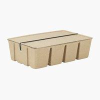 Kutija BJORK Š28xD17xV8cm reciklirana