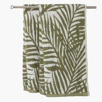 Handtuch HORDA grün