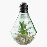Τεχνητό φυτό MICHAEL μ/LED διάφ.