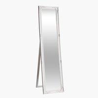Espejo de pie VRANGSTRUP 40×160 blanco