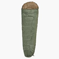 Sleeping bag HULEN W75xL220 olive