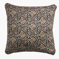 Cushion TOPPKLOKKE 45x45 grey