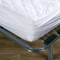 Protector colchón 160x200x20 cm blanco