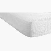 Protector colchón 140x200x20cm blanco