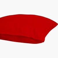 Fronha cetim 50x70 vermelho