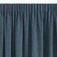 Verho YMSEN 1x140x300 cm sininen
