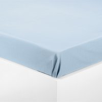 Drap 240x300cm bleu clair