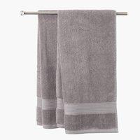 Guest towel KARLSTAD 40x60 grey