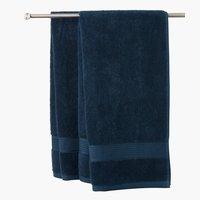 Guest towel KARLSTAD 40x60 navy