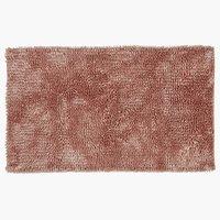 Badematte BERGBY 70x120 rosa