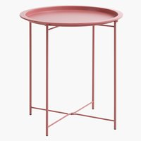 End table RANDERUP D47 dusty rose