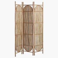 Omkledningsskjerm LANGEBJERG bambus