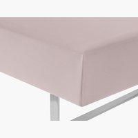 Lenzuolo Jersey140/160x200x32cm rosa sc.