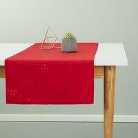 Tafelloper GULDSTEN 40x150 rood