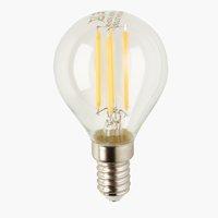 Lampadina TORE 4W E14 LED 400 lumen