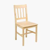 Jedilniški stol TYLSTRUP bor