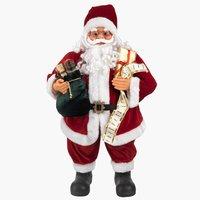 Santa Claus DASHER V80 cm s dárky