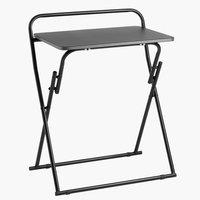 Radni stol IKAST crna