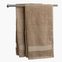 Ręcznik KARLSTAD 50x100cm beż KRONBORG