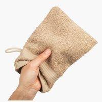 Žínka rukavice KARLSTAD béžová KRONBORG