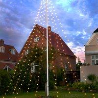 Ljusslinga GUTTORM t/flaggstång 360 LED