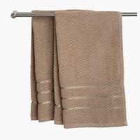 Ręcznik YSBY 30x50cm beżowy