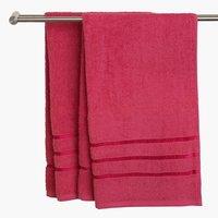 Рушник YSBY 30x50см рожевий