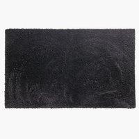 Bath mat KARLSTAD 70x120 grey KRONBORG