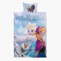 Duvet cover set FROZEN Cotton SGL