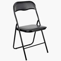 Sklopiva stolica VIG crna